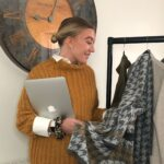 John Lewis virtual styling event Sam Webb