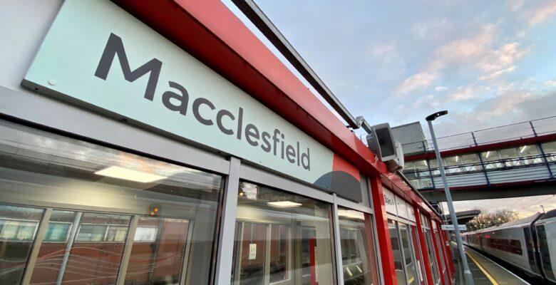 Macclesfield station upgrades get underway