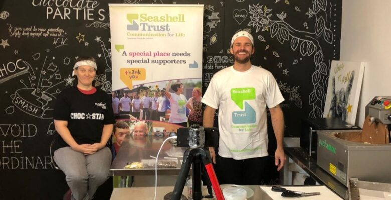 Seashell Trust supporters becomes Official Guinness World Record Holders
