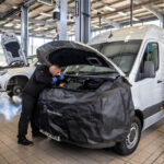 Mercedes-Benz of Macclesfield is ready to 'keep business moving' for van customers