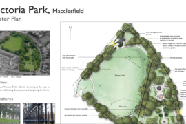 Victoria Park macclesfield plans