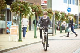 Work begins on wilmslow active travel walking and cycling scheme