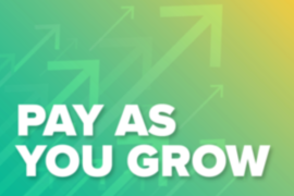 Bounce Back Loan Pay as you grow scheme