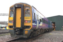 Northern Rail Train refurbishment project