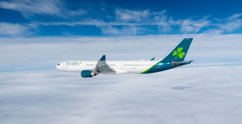 Aer Lingus launches direct transatlantic services from Manchester Airport