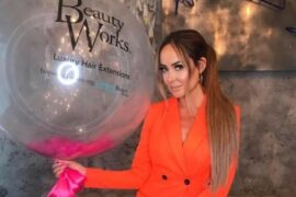 Cheshire beauty entrepreneur recognised at 2020 Best Business Woman Awards