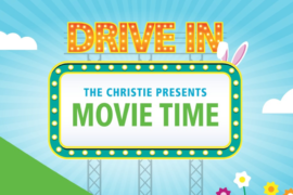 Drive-in cinema events return in aid of Christie charity