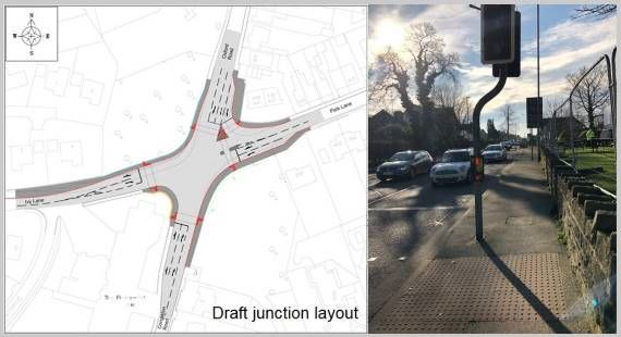 Work on the Flowerpot Junction is set to begin in 2022 and take approximately six months to complete.