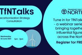 TfN Webinar decarbonisation