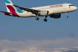Eurowings is latest airline to move into Manchester Airport Terminal Two