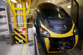 Avanti West Coast begins Pendolino fleet upgrade