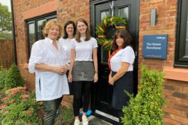 Bellway partners with Poynton florist on first Copperfields show homes