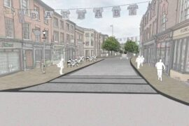 Consultation begins on concept designs for Macclesfield town centre improvements