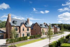 Bellway Heatherley Wood development at Alderley Park shortlisted for RESI Award