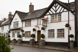 Prestbury pub the Legh Arms named as finalist in national awards