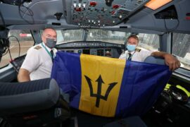 Aer Lingus launch first transatlantic flight from Manchester to Barbados