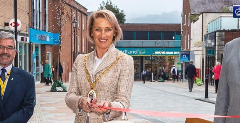 Work completes on Macclesfield public realm improvements