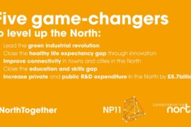 Northern leaders set out five 'gamechangers' for levelling up the region